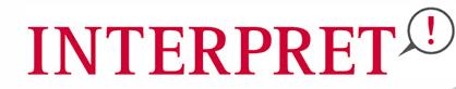 Logo Interpret