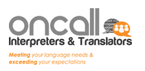 Logo ONCALL Interpreters
