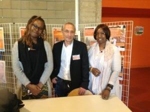 Khady Camara à lhopital Avicenne 300x224 - Intervention « Interprétariat : une compétence complexe ? » à l'hôpital Avicenne de Bobigny