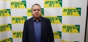 Aziz Tabouri, directeur d'ISM Interprétariat, est intervenu à Africa Radio