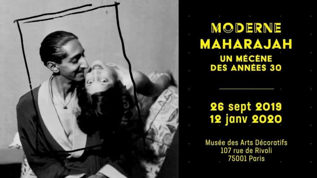 modernemaharajah 1024x576 - Exposition : Moderne Maharajah, un Mécène des années 30, au Musée des Arts Décoratifs de Paris