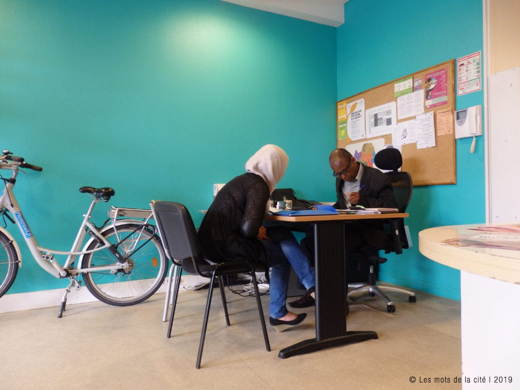 les mots de la cite 2019 1 1024x768 - Les Mots de la cité, avec notre collègue Mamadou Ba, à voir en ligne