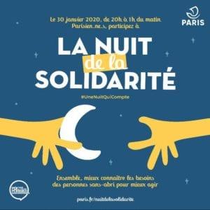 nuit solidaire 2 300x300 - La Nuit de la Solidarité 2020 approche