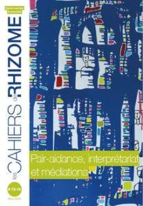 cahiersderhizome 209x300 - Du rôle central des interprètes dans le champ de la santé mentale