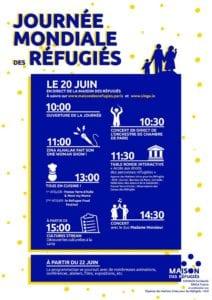 journéemondialedesréfugiés2 212x300 - Samedi, le 20 juin : ce sera la journée mondiale des réfugiés