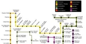 métrolittéraire 300x156 - Montez à bord du métro littéraire !